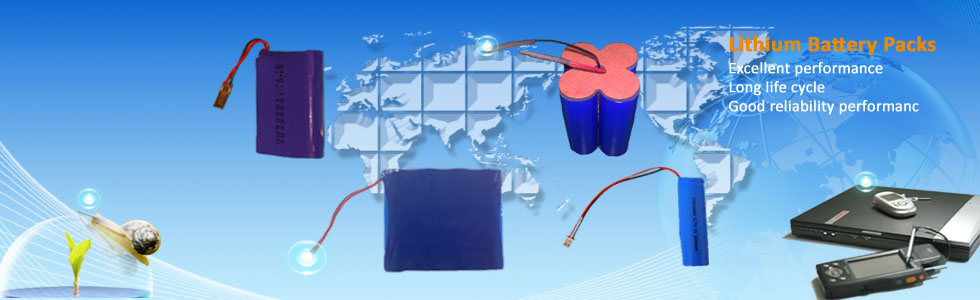 lithium battery packs