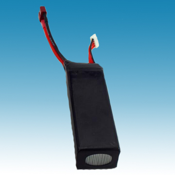 11.1V/2200mAh Li-ion Polymer Battery for R/C