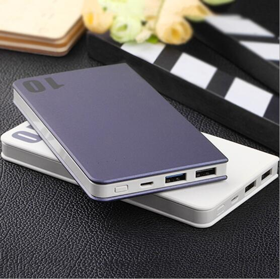 QC3.0 Fast Charging Power bank 10000mAh