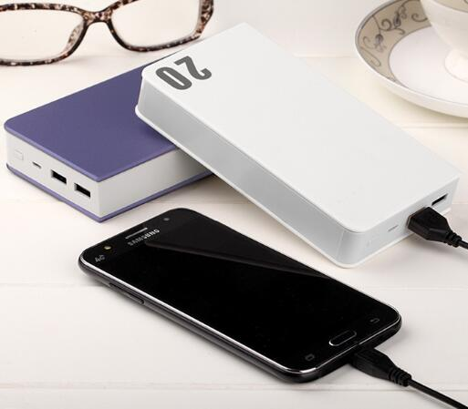 QC3.0 Fast Charging Power bank 20000mAh